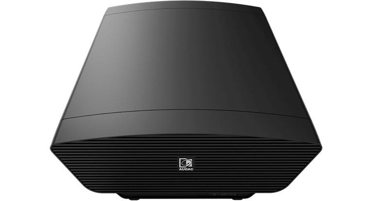 Audac NOBA8/B - Компактный 8'' пассивный сабвуфер 100–200 Вт/8 Ом черного цвета