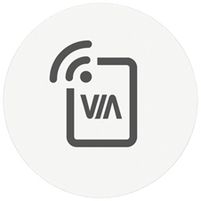 Kramer VIA NFC TAG - NFC-метка для авторизации мобильных устройств в системах для совместной работы VIA