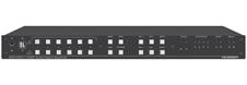 Kramer VS-622DT - Матричный коммутатор 6х2, входы 4хHDMI, 2хHDBaseT, выходы HDMI + HDBaseT, 4K60 (4:2:0) с HDCP и EDID