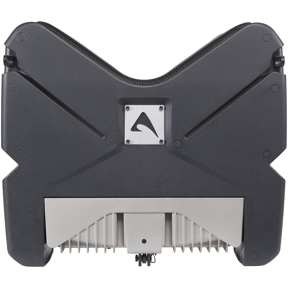 Axiom AX800A - Активный элемент линейного массива 2 х 8'' + 1,4'', 475 Вт c усилителем 900 + 200 Вт, черного цвета