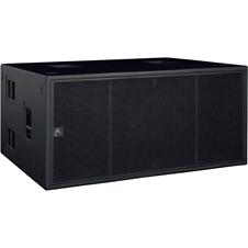 Axiom SW218XP - Пассивный сабвуфер 2 х 18'', 3600 – 7200 – 14000 Вт, черного цвета