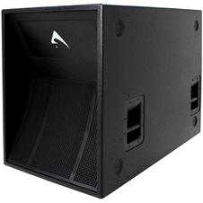 Axiom SW121HLP - Мощный пассивный сабвуфер 21'', 1800 – 3600 – 8000 Вт, черного цвета
