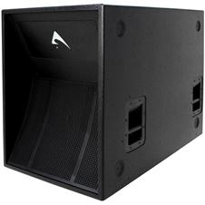 Axiom SW121HLA - Мощный активный сабвуфер 21'', 4000 Вт, черного цвета