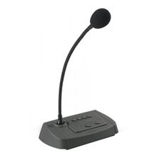 Proel PA BM04 - Пейджинговый микрофон на 4 зоны для PA ZONE8