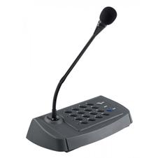 Proel PA BM16 - Пейджинговый микрофон на 16 зон для PA ZONE8 и PA ZONE8SLAVE