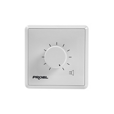 Proel PA TRV12A - Регулятор громкости с декоративной рамкой, 12 Вт/100 В