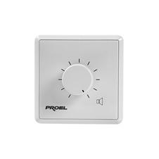 Proel PA TRV50A - Регулятор громкости с декоративной рамкой, 50 Вт/100 В