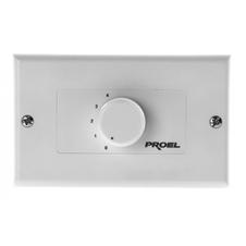 Proel PA TRV6B - Регулятор громкости с декоративной рамкой, 6 Вт/100 В
