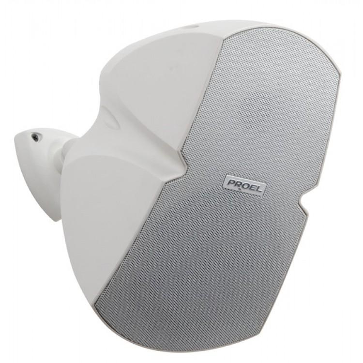 Proel X50TW - Двухполосная настенная акустическая система 3'', 50 Вт – 100 В, 30 Вт – 8 Ом белого цвета