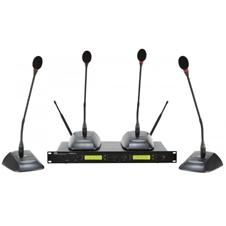 Proel PA DWSKIT - Комплект из приемной станции BMW и 4-х микрофонов DWS