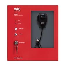 Proel PA DBEVF - Настенная панель пожарной сигнализации с микрофоном
