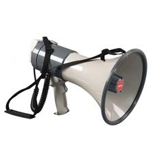 Proel PA MEG25 - Ручной мегафон 25 Вт, автономная работа 15 часов