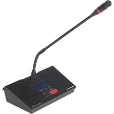 Proel WCS1000C - Беспроводной микрофонный пульт председателя системы WCS1000RX с индикаторами включения и приоритета
