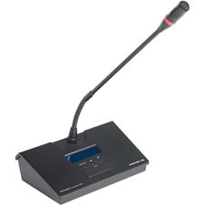 Proel WCS1000D - Беспроводной микрофонный пульт делегата системы WCS1000RX с индикаторами включения и приоритета