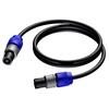 Procab CAB503/1.5 - Акустический кабель 2х2,5 кв.мм Speakon Neutrik (розетка-розетка)