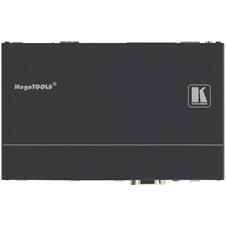 Kramer DIP-22 - Передатчик-автокоммутатор 4K/60 HDMI / DisplayPort++ / VGA, стереоаудио, двунаправленного RS-232 и Ethernet по витой паре