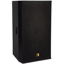 Audac PX115MK2/OB - 15'' всепогодная двухполосная акустическая система 300 Вт – 8 Ом черного цвета
