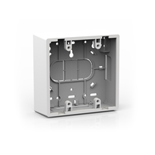 Kramer OWB-1G/D - Коробка для установки настенных панелей размера 1G (США)