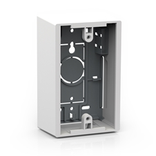 Kramer OWB-2G/D - Коробка для установки настенных панелей размера 2G (США)
