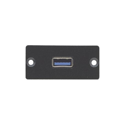 Kramer WU3-AA - Модуль-переходник USB 3.0 (розетка А – розетка А)