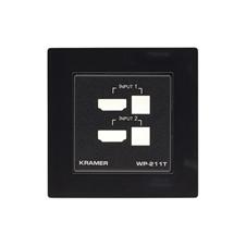 Kramer WP-211T EU PANEL SET - Комплект из рамки и лицевой панели для коммутатора WP-211T/EU