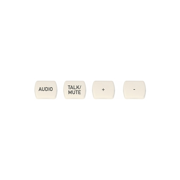 ClearOne NS-TL10BT-TM-A - Комплект кнопок (10 штук), лазерная гравировка «Talk/Mute»