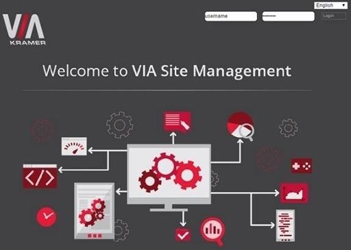 Kramer VSM-50 - Ключ активации на 50 устройств VIA, работающих под управлением VIA Site Management