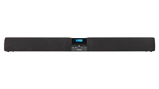 Avocor AVC-SB1 - Активный саундбар 4х2,75'' 60 Вт с DSP-процессором, входы 2хHDMI, Bluetooth, miniJack 3,5 мм, S/PDIF (TOSLINK), выход HDMI с ARC