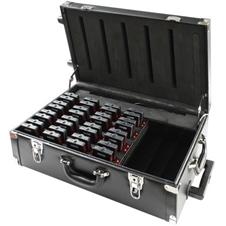 BXB WRCB-32 - Чемодан для хранения и заряда 32-х приемников