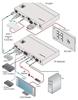 Kramer TP-900UHD - Бесподрывный коммутатор HDBaseT и HDMI, приемник HDMI до 4K/60 Гц (YUV 4:2:0), RS-232, ИК, Ethernet и аудио из витой пары HDBaseT