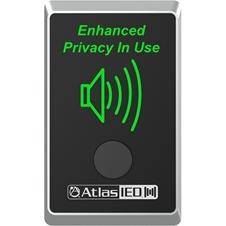 Atlas IED Z-SIGN - Беспроводной индикатор работы системы Sound Masking