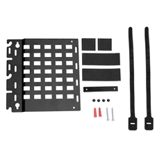 Peerless-AV ACC-UCM - Универсальная навесная пластина 213x222 мм для установки малогабаритных AV-устройств за ЖК-панелью