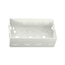 Proel PA RBOX2 - Настенная металлическая коробка для установки PA R88L, PA LOC02