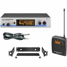 Sennheiser ew 572 G3-B-X - Комплект инструментальной РЧ-системы, 626–668 МГц