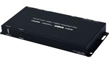Cypress CPLUS-12FTX - Передатчик сигналов HDMI 4096x2160/60 c HDR, HDCP 1.4, 2.0 и EDID, RS-232 по многомодовой оптической линии