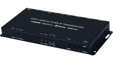 Cypress CH-V501TR - Конфигурируемый приемник, передатчик сигналов HDMI c HDR, HDCP 1.4, 2.0 и EDID, Ethernet, стереоаудио, RS-232 и двунаправленного ИК по IP
