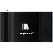 Kramer TP-874xr - Приемник HDMI 2.0 4K/60 4:4:4 с HDR, HDCP 2.2, EDID, двунаправленных RS-232 и ИК-сигналов из витой паре DGKat 2.0