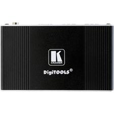 Kramer TP-583Txr - Передатчик HDMI 4096x2160/60 (4:4:4), RS-232 (Phoenix 3-pin) и ИК (miniJack 3,5 мм) по витой паре HDBaseT; до 200 м