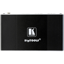 Kramer VS-21TS - Коммутатор 2х1 Ethernet и HDBaseT 4K/60 (4:2:0) с PoE