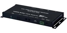 Cypress CH-1529RXV - Приемник сигналов HDMI 2.0 4K2K с HDCP 1.4, 2.2, EDID, AVLC и CEC, выход Ethernet, двунаправленного ИК и RS-232 из витой пары