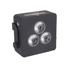 Sagitter SG FLBATQ3 - Аккумуляторный светильник 3 x 15 Вт RGBWA LED