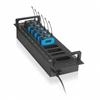Sennheiser L 1039-10 - Зарядное устройство для 10 приемников EK 1039; серий ew G3, ew G2 и 2000