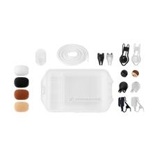 Sennheiser MZ 1 - Комплект принадлежностей разного цвета в кейсе для микрофонов MKE 1