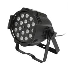 Sagitter SG HTZLEDC - Сценический светильник с 18 x 8 Вт RGBW LED