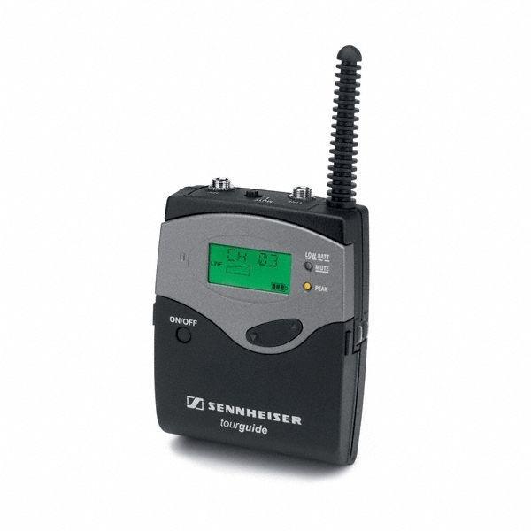 Sennheiser SK 2020-D - Поясной передатчик, РЧ-диапазон 863 - 865 МГц