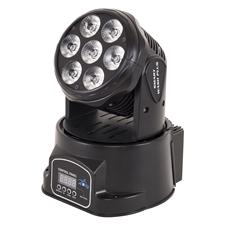 Sagitter SG SMTWHPLUS - Прибор полного движения 7 x 12 Вт RGBWA LED