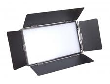 Sagitter SG STUDIOPRGB - Студийный светильник с 1456 RGB LED и шторками