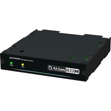 Atlas IED IED1544ZOP - IP-интерфейс с Dante, 4x4 входами / выходами балансного аудио, 4х4 логическим входами / выходами
