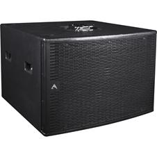 Axiom SW2100P - Пассивный компактный сабвуфер 21'', 1600 – 3200 – 7200 Вт черного цвета