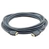 Kramer CLS-HM/HM/ETH-25 - Кабель HDMI-HDMI с Ethernet (вилка-вилка), малодымный, без галогеноводородов